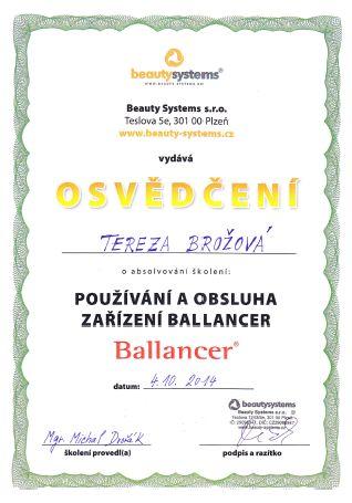 10. Ballancer
