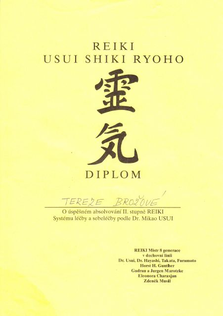 11. Usui Shiki Ryoho
